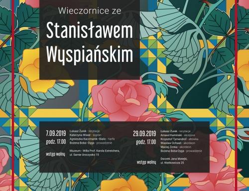 Wieczornice ze Stanisławem Wyspiańskim