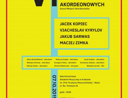 VI Koncert Prawykonań Utworów Akordeonowych