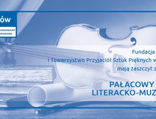 Pałacowy Salon Literacko-Muzyczny 2021